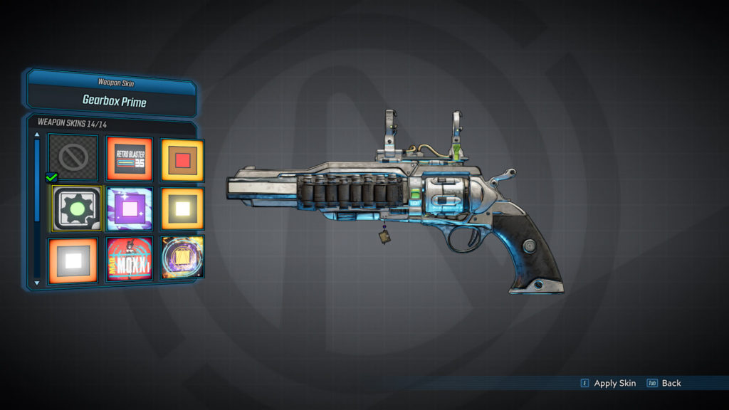 Gearbox Prime