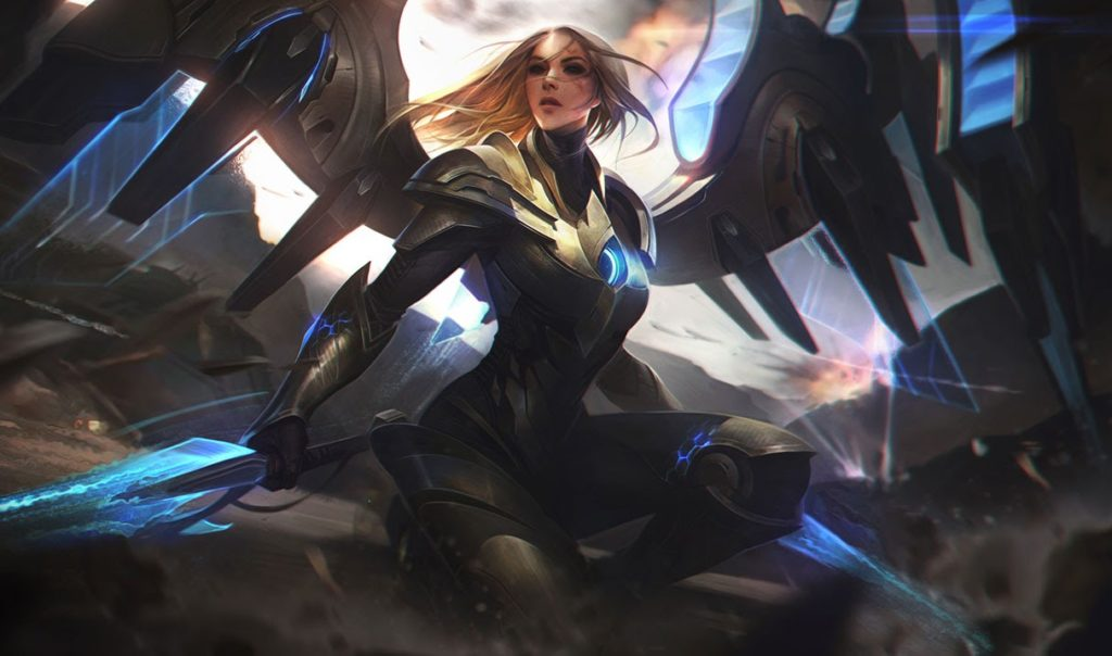 Aether Wing Kayle: