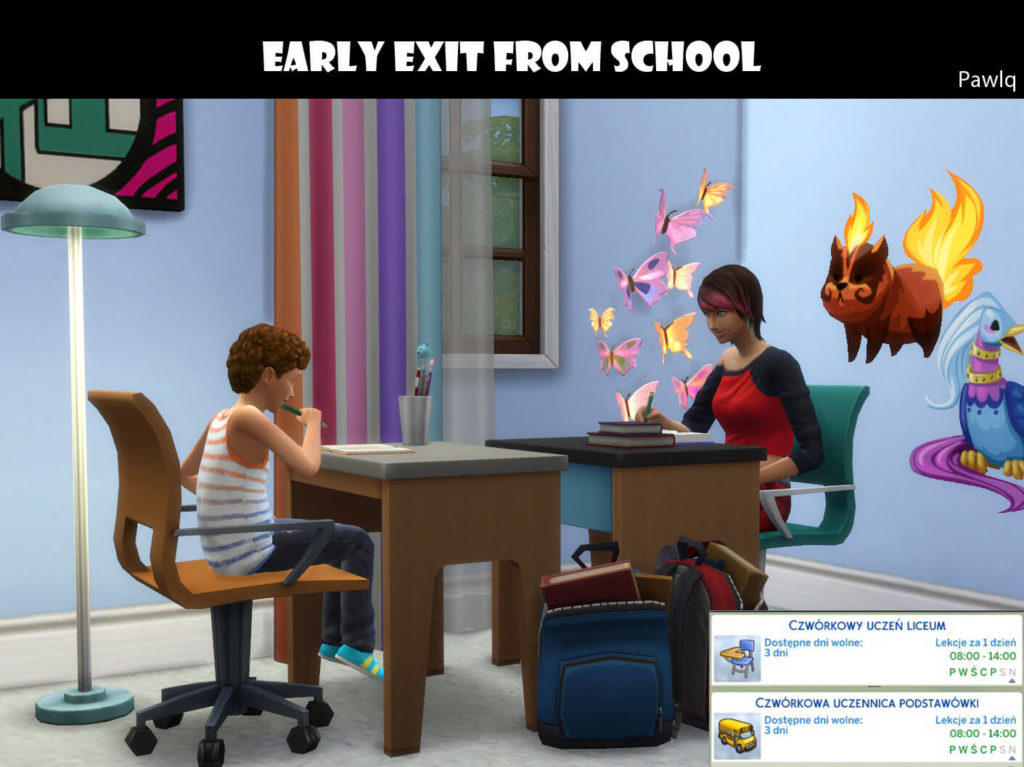 Early Exit From School