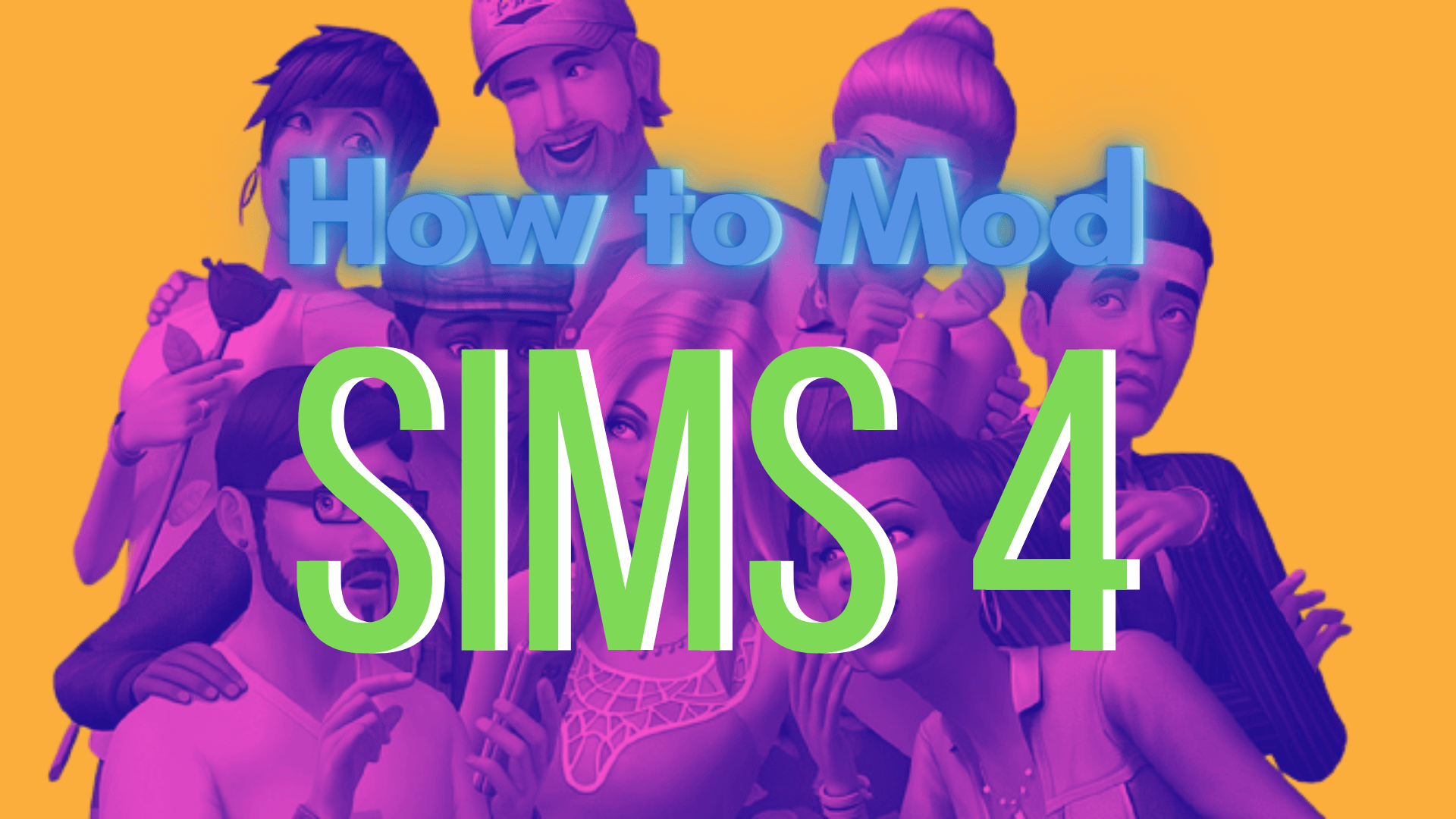 How to Mod Sims 4