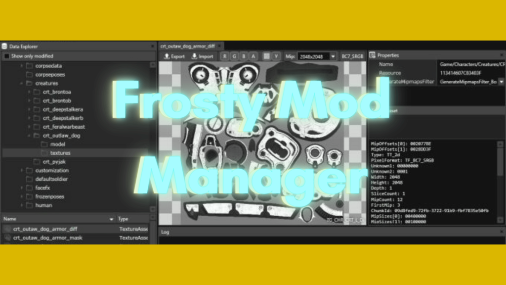 Frosty Mod Manager