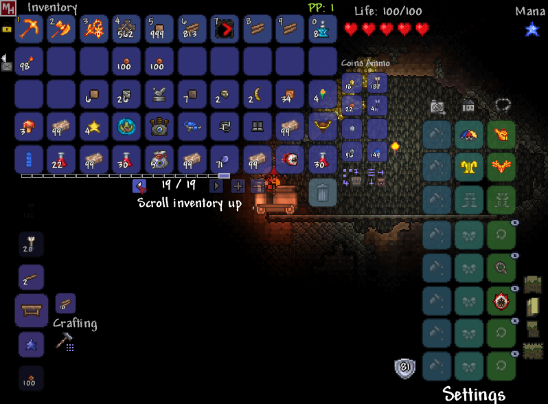 Extensible Inventory