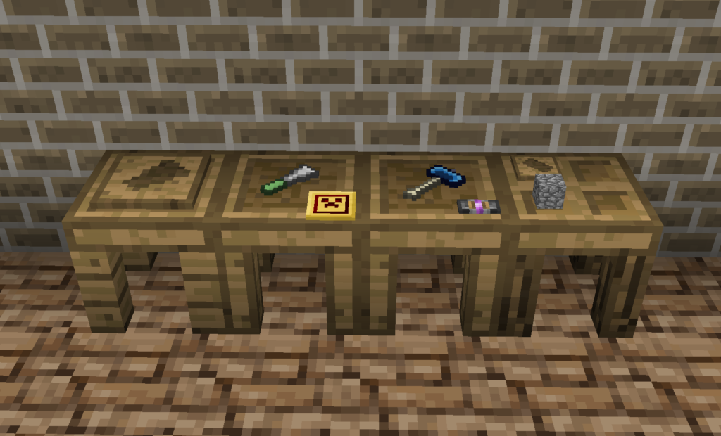Tinkers Complement Workbench
