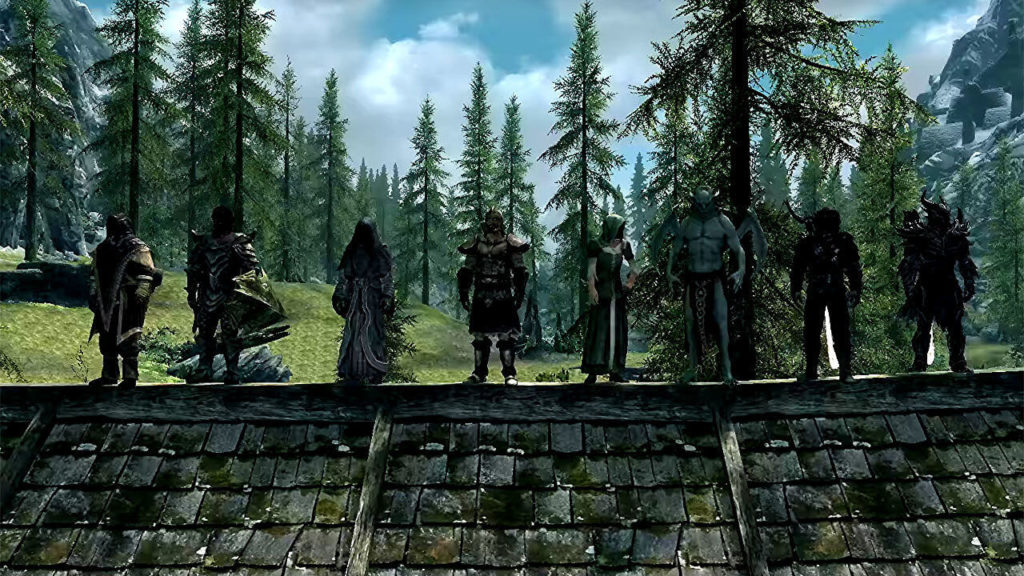 Skyrim together example
